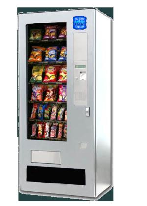 Distributore automatico senza refrigerazione