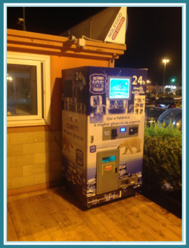 Ice Self Service, Ice Machines