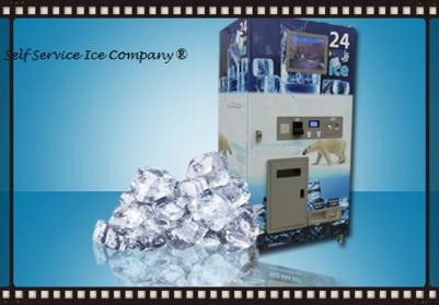 Ice vending italy, ice vending machines, distributori automatici ghiaccio