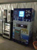 Distributore Automatico di Ghiaccio, Ice Vending Machines