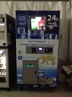 Porto Cesareo, Ice Vendin Machines, Ghiaccio Self Service