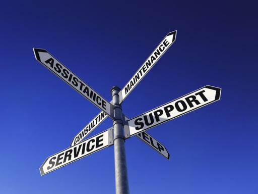 Servizio, Assistenza, Supporto, Mantenimento